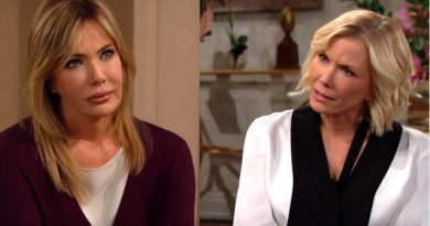 Bold and the Beautiful -Taylor Hayes Hunter Tylo and Brooke Logan - Katherine Kelly Lang