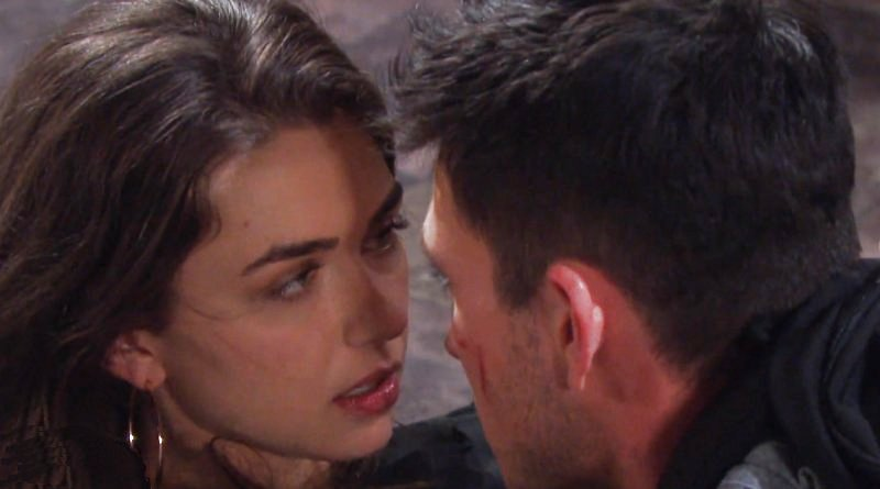 Days of Our Lives - Ciara Brady (Victoria Konefal) - Ben Weston (Robert Scott Wilson)
