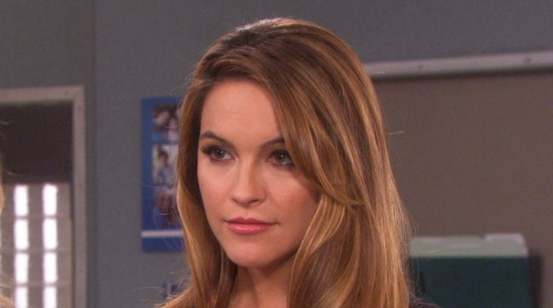 Days of Our Lives - Jordan Ridgeway (Chrishell Stause Hartley)