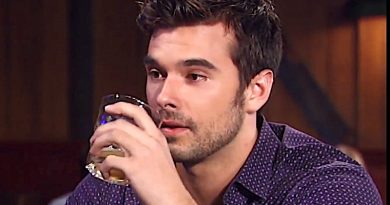 General Hospital - Harrison Chase - Josh Swickard