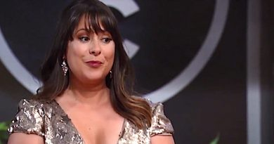 General Hospital: Robin Scorpio-Drake (Kimberly McCullough)