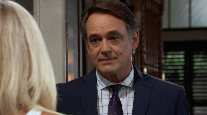 General Hospital: Ryan Chamberlain (Jon Lindstrom) - Carly Corinthos (Laura Wright)
