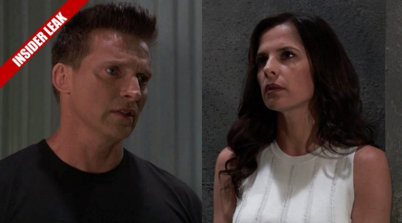 General Hospital Spoilers: Jason Morgan - Steve Burton - Sam McCall - Kelly Monaco - JaSam