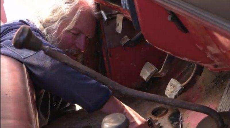 Mountain Men Season 7 - Eustace Conway buys a truck