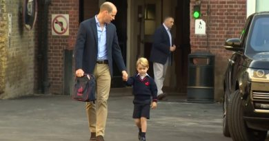 Prince George - Prince William - Royal Family