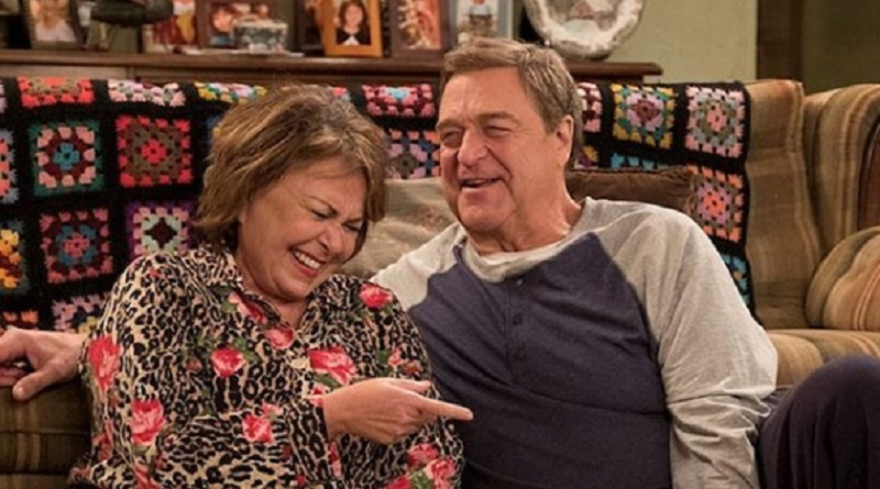 Roseanne show - Roseanne Conner (Roseanne Barr) Dan Conner (John Goodman)