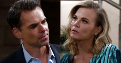 Young and the Restless Spoilers: Billy Abbott (Jason Thompson) - Phyllis Abbott (Gina Tognoni)