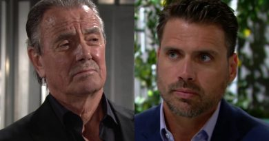 Young and the Restless Spoilers: Nick Newman (Joshua-Morrow) - Victor Newman (Eric Braeden)