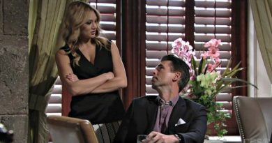 Young and the Restless Spoilers - Summer Newman (Hunter King) - Billy Abbott (Jason Thompson)