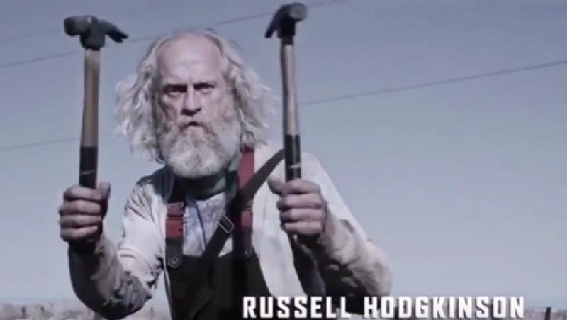 Z - Nation - Doc - Russell Hodgkinson