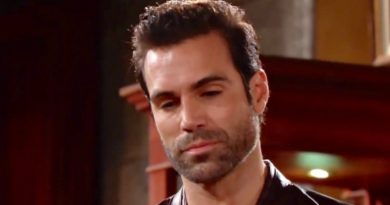 Young and the Restless Spoilers: Rey (Jordi Viasuso)