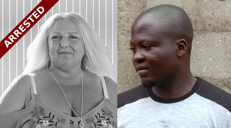 90 Day Fiance: Angela Deem Arrested - Michael Ilesanmi - Before the 90 Days