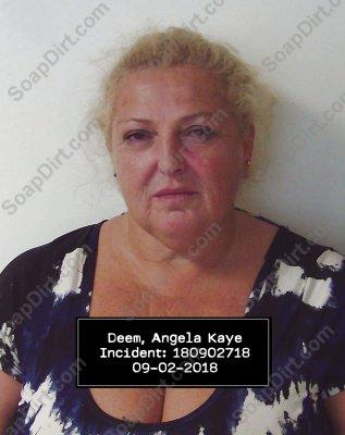 90 Day Fiance: Angela Deem - Mugshot (DUI Arrest)