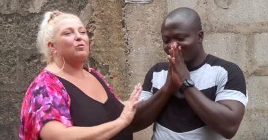 90 Day Fiance - Angela Deem and Michael Ilesanmi