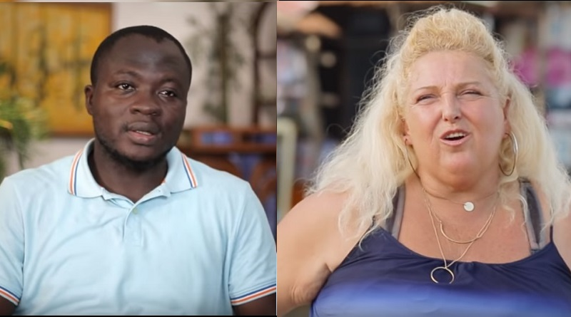 90 Day Fiance: Beyond the 90 Days - Angela Deem - Michael Ilesanmi