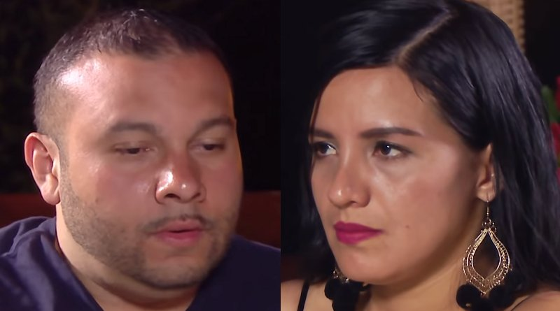 90 Day Fiance: Before the 90 Days - Rickey Reyes - Ximena Parra