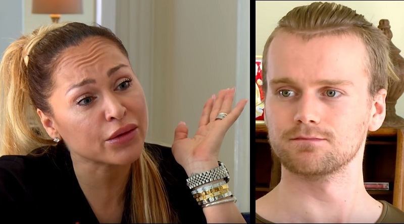 90 Day Fiance Darcey Silva and Jesse Meester