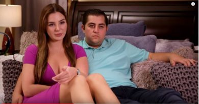 90 Day Fiance - Jorge and Anfisa