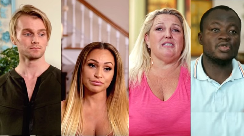 90 Day Fiance Spoilers - Jesse Meester and Darcey Silva - Angela Deem and Michael Ilesanmi