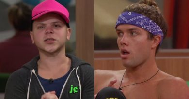 Big Brother Spoilers: JC Mounduix - Tyler Crispen