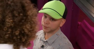 Big Brother Spoilers: JC Mounduix - Tyler Crispen - BB20