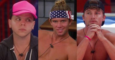 Big Brother Spoilers: JC Mounduix - Tyler - Crispen - Brett Robinson