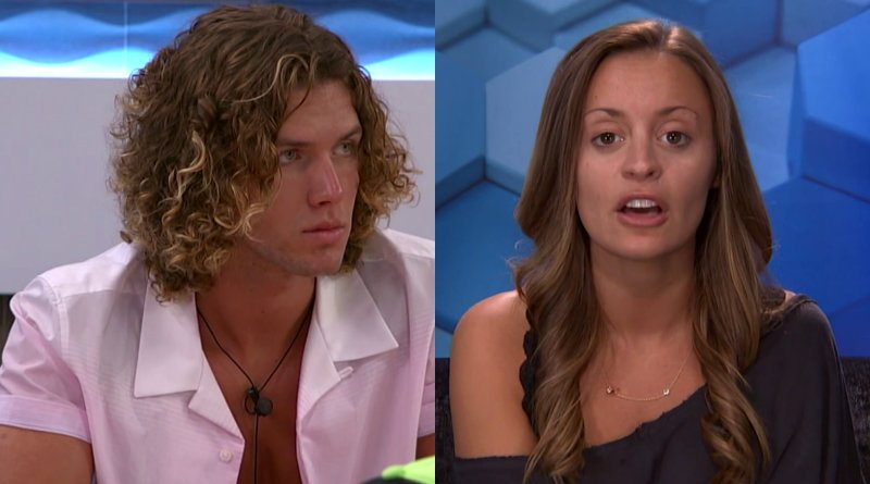Big Brother Spoilers: Tyler Crispen - Kaitlyn Herman