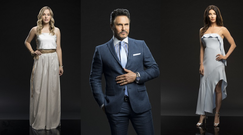 Bold and the Beautiful Spoilers: Hope Logan (Annika Noelle) - Bill Spencer (Don Diamont) - Steffy Forrester (Jacqueline MacInnes Wood)