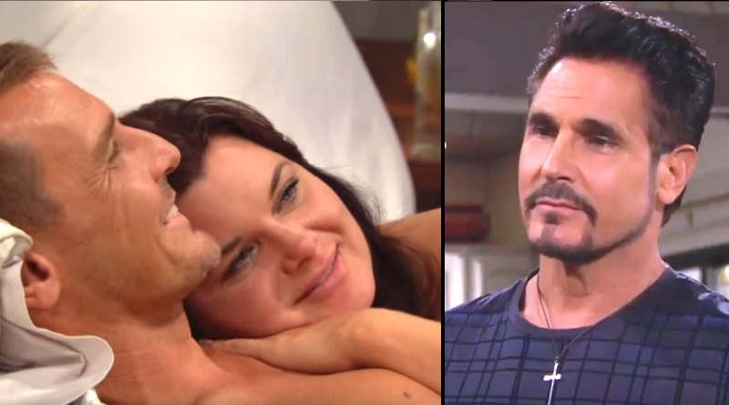 Bold and the Beautiful-Thorne-Forrester (Ingo-Rademacher) Katie Logan (Heather Tom) Bill Spencer (Don Diamont)