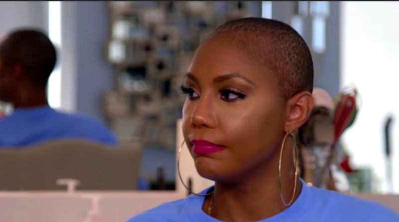 Braxton Family Values: Bossip - Tamar Braxton