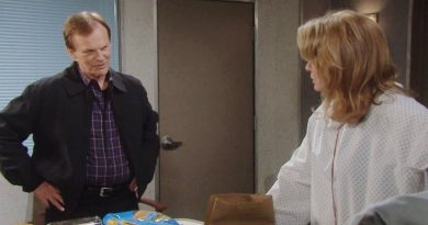 Days Of Our Lives Spoilers: Josh Taylor (Roman Brady) - Deidre Hall (Hattie Adams) (Marlena Evans)