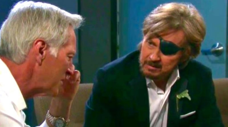 Days Of Our Lives Spoilers: Steve Johnson (Stephen Nichols) Exit