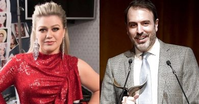 Days of Our Lives: Ron Carlvati - Kelly Clarkson