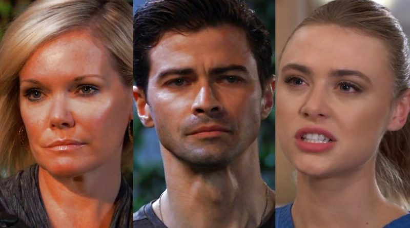 General Hospital Spoilers: Ava Jerome (Maura West) - Griffin Munro (Matt Cohen) - Kiki Jerome (Hayley Erin)