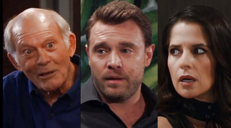 General Hospital Spoilers: Mike Corbin (Max Gail) - Drew Cain (Billy Miller) Sam McCall (Kelly Monaco)