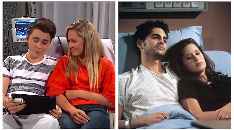 General Hospital Spoilers: Oscar Nero (Jacks Garren Stitts) - Josslyn Jacks (Eden McCoy)