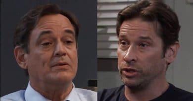 General Hospital Spoilers: Ryan Chamberlain (Jon Lindstrom) - Franco Baldwin (Roger Howarth)