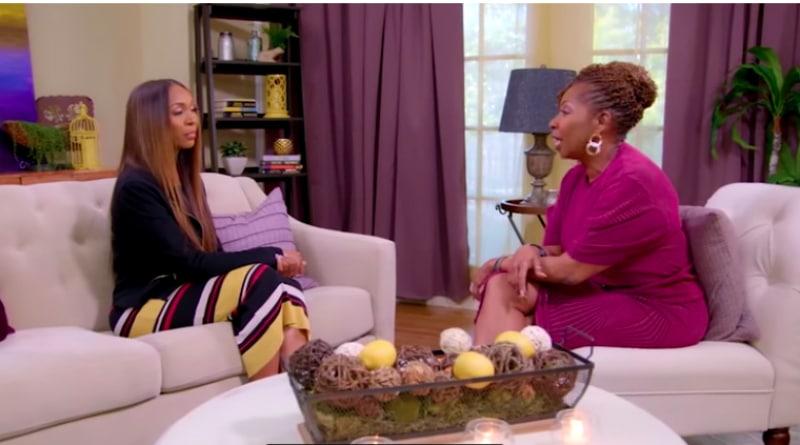 Iyanla: Fix My Life: Cynthia Bailey's Sister Malorie Bailey