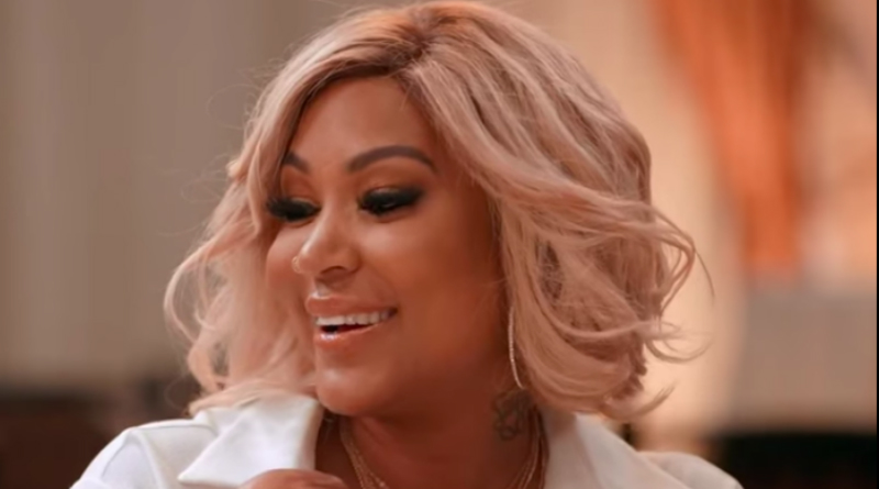 Love and Hip Hop Hollywood Lyrica Anderson