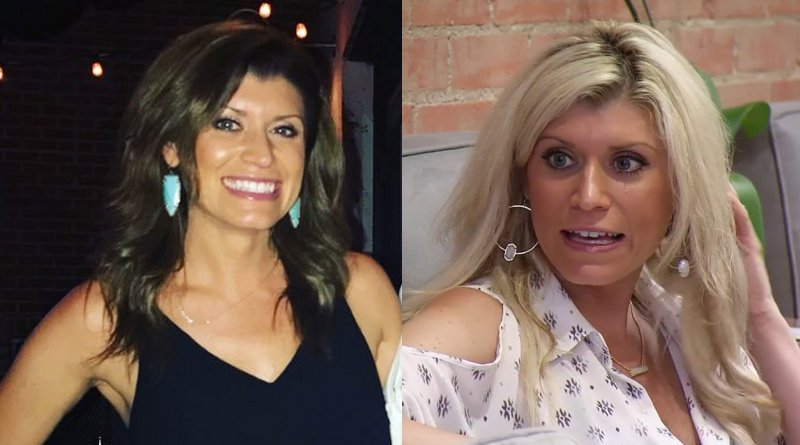 Married at First Sight: Amber Martorana - Dave Flaherty's Wife as Brunette