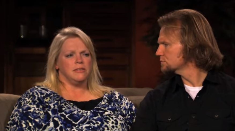 Sister Wives: Janelle Brown - Kody Brown