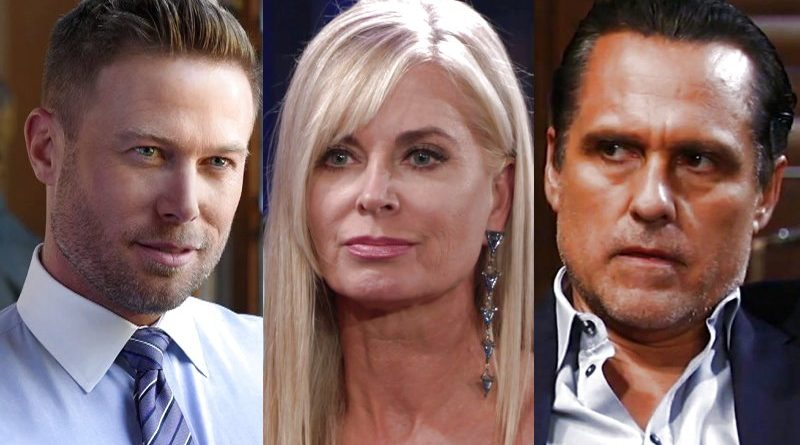 Soap Stars: Rick-Forrester (Jacob-Young) - Ashley Abbott (Eileen Davidson) - Sonny Corinthos (Maurice Benard)