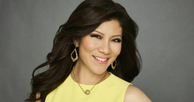 The Talk: Julie Chen - Quits