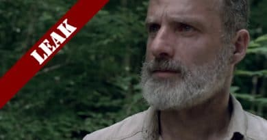 The Walking Dead: Rick Grimes (Andrew Lincoln) - AMC