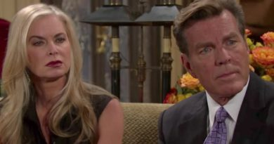 Young and the Restless Spoilers: Ashley Abbott (Eileen Davidson) - Jack Abbott (Peter Bergman)