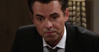 Young and the Restless Spoilers: Billy Abbott - (Jason Thompson)
