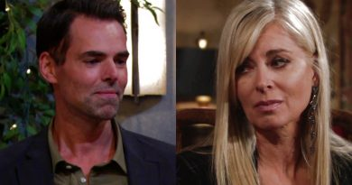 Young and the Restless Spoilers: Billy Abbot (Jason Thompson) - Ashley Abbott (Eileen Davidson)