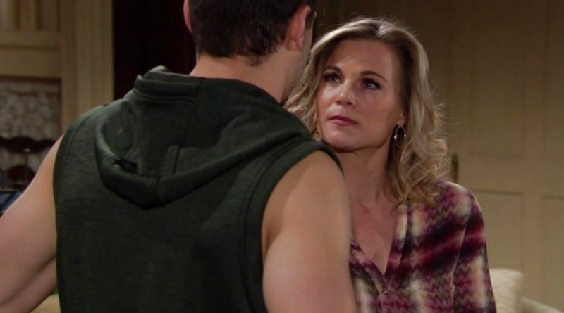 Young and the Restless Spoilers: Phyllis Abbott (Gina Tognoni) - Kyle Abbott (Michael Mealor)