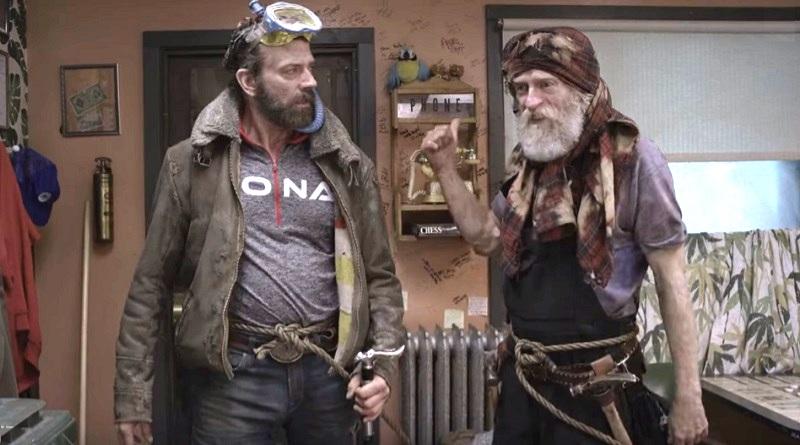 Z Nation Murphy - Alvin Murph (Keith Allan) and Doc- Steven Beck (Russell Hodgkinson)