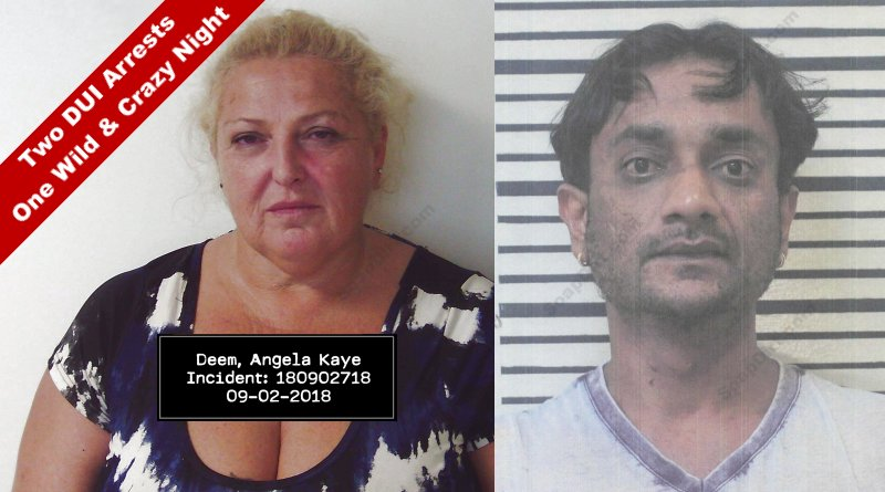 90 Day Fiance: Angela Deem - Ron Patel - Mugshot - Before the 90 Days